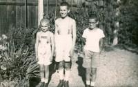 A Brenner testvérek: József, László és János